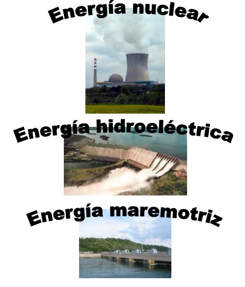 FUENTES DE ENERGIA.DIFERENTES CENTRALES